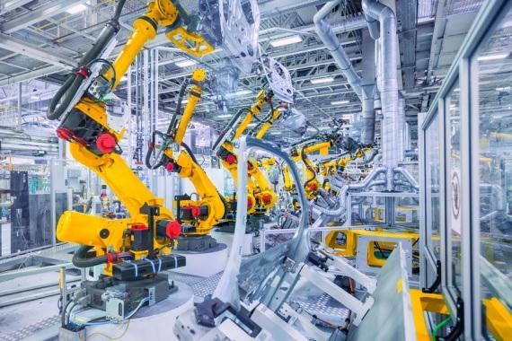 産業用ロボットメーカー(社員100名以上)M&A