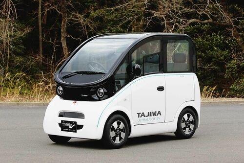 超小型電動車製造販売 (資金調達)