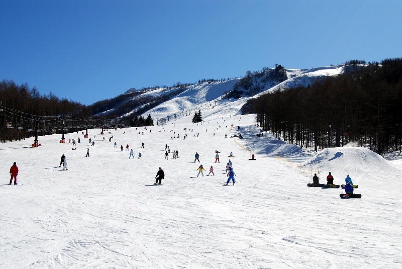 【広島県】スキー場