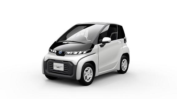 超小型電動車製造販売